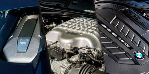 The 16 Largest Displacement Engines You Can Buy Today