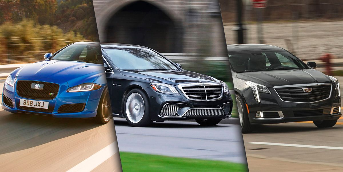 Best And Worst Luxury Cars 2019: Top Full Size Luxury Cars, Ranked