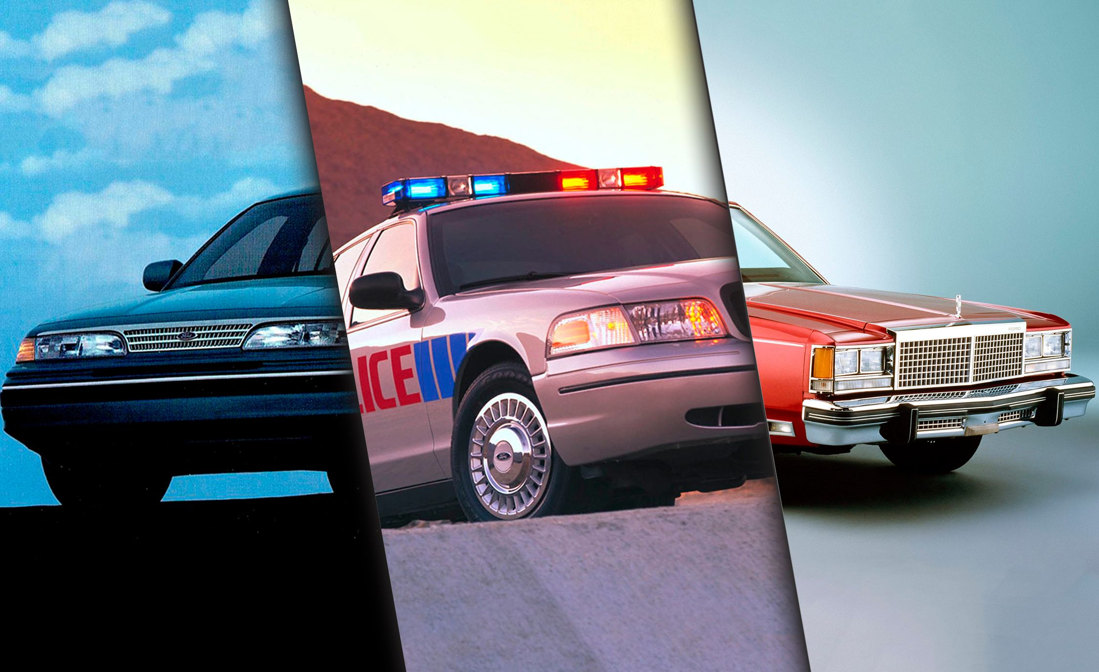 The History Of The Ford Crown Victoria