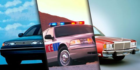 Land vehicle, Vehicle, Car, Police car, Full-size car, Luxury vehicle, Automotive design, Ford crown victoria, Sedan, Automotive exterior,