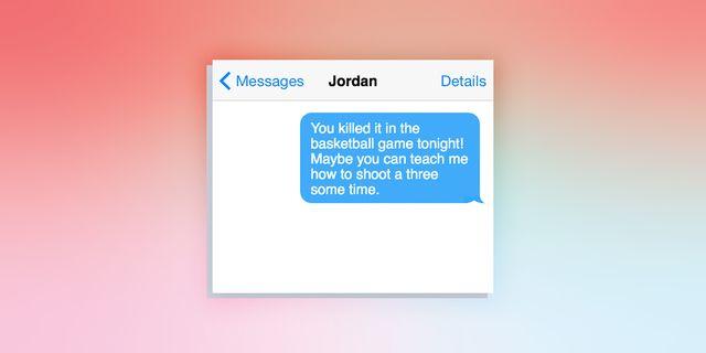 The best flirty text messages