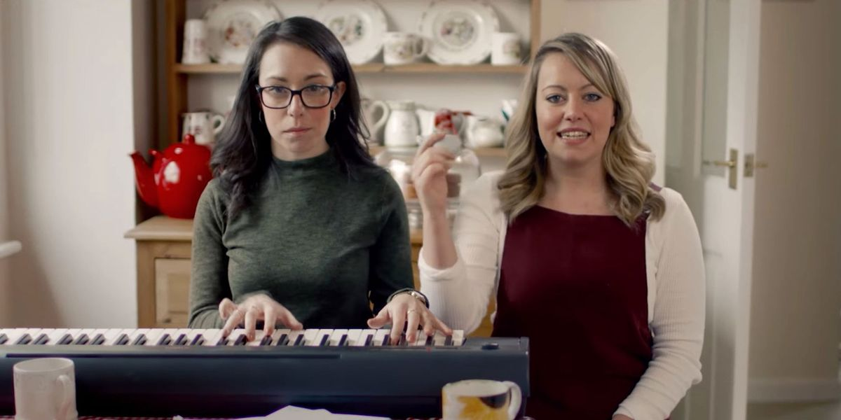 Nationwide advert stars Flo and Joan are receiving death ...