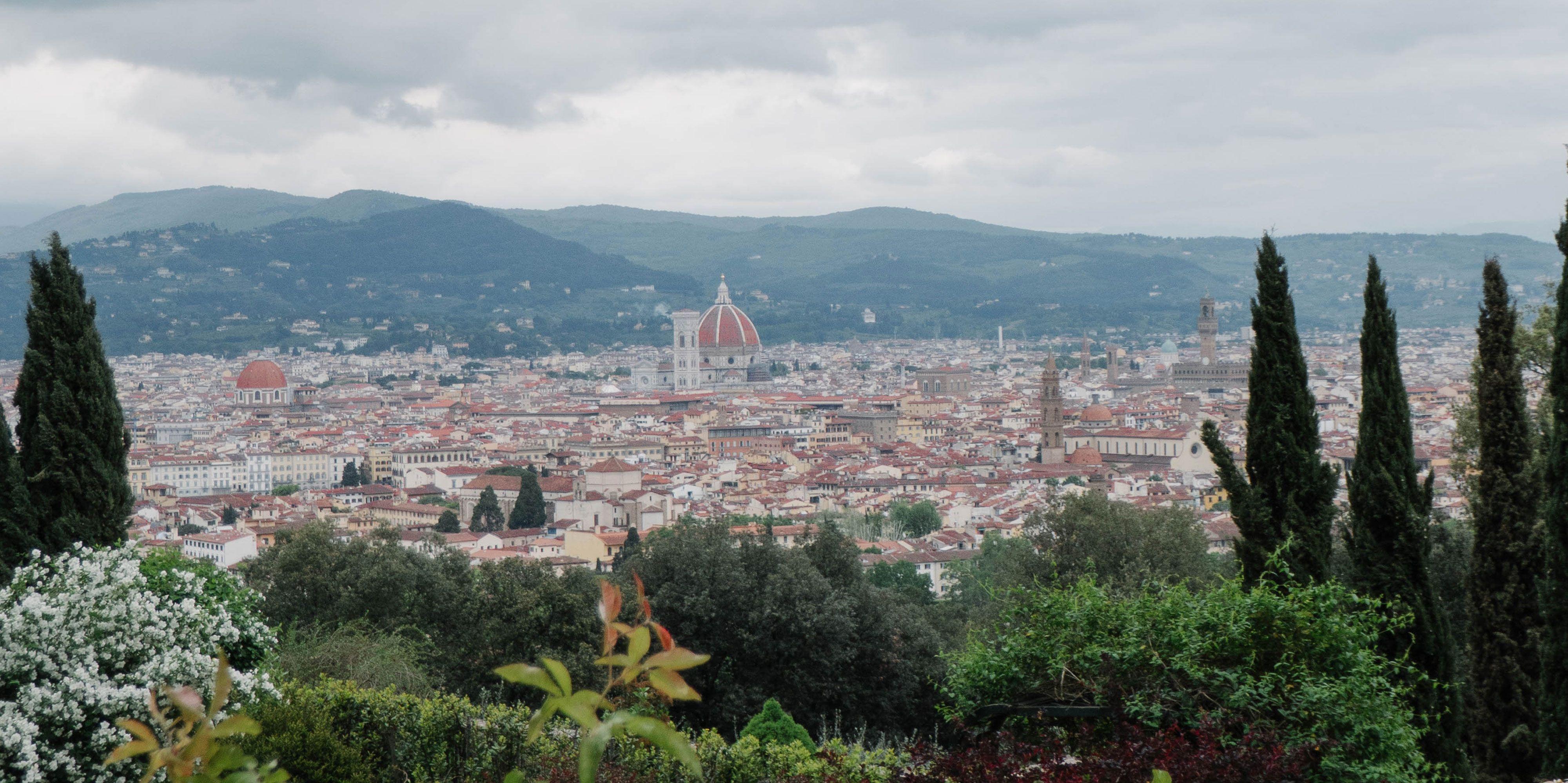 Indulge in a quintessentially Italian getaway at Torre di Bellosguardo