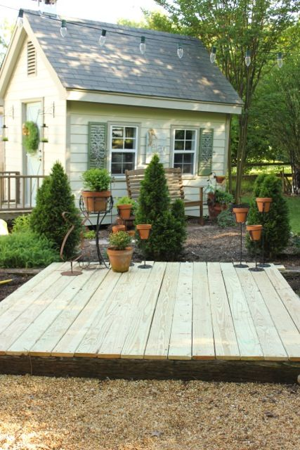 12 Diy Floating Deck Ideas Backyard Decorating Ideas