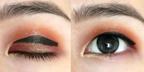 Extra 10 Liner Tricks.Why Floating Eyeliner Is The Best Trick For Hooded Eyelids
