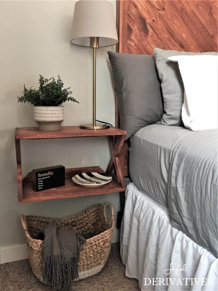 21 Diy Floating Nightstands Floating Shelf Nightstand Ideas