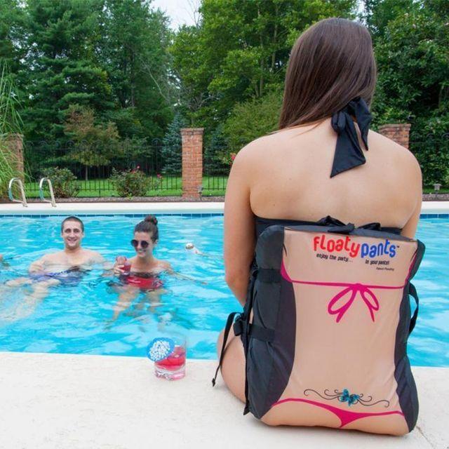 floaty pants life jacket device