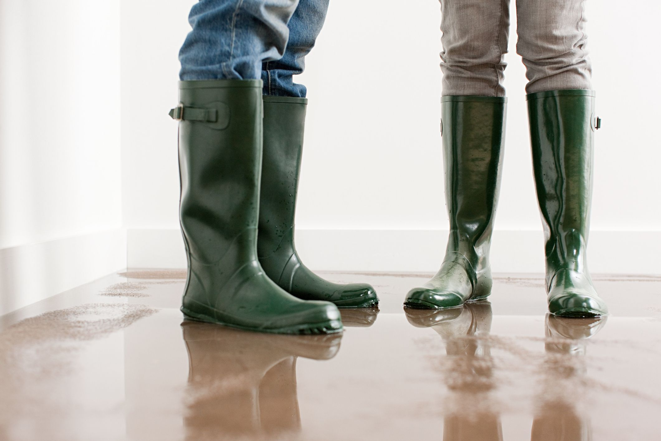 Your Basement Just Flooded! Here's What To Do.