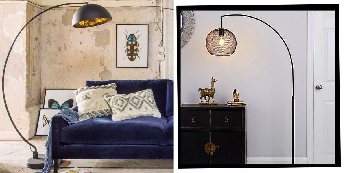 Floor Lamps To Create A Cosy Ambience, Pretty Floor Lamps