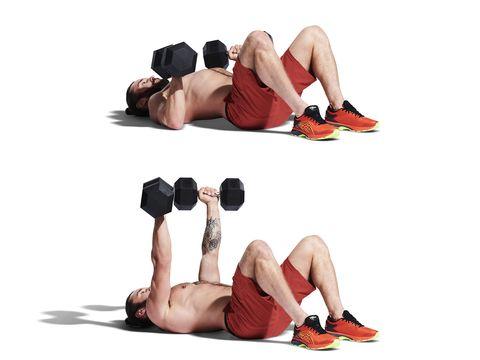 Home Workout: CrossFit WOD 'Linda'