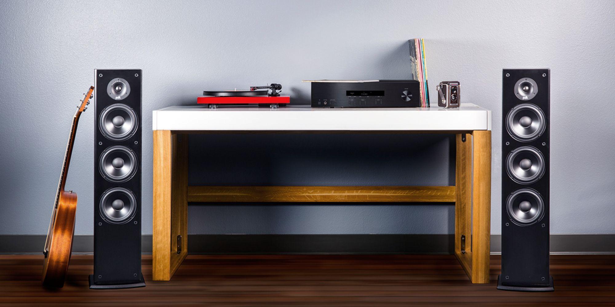polk audio best floor speakers 2018