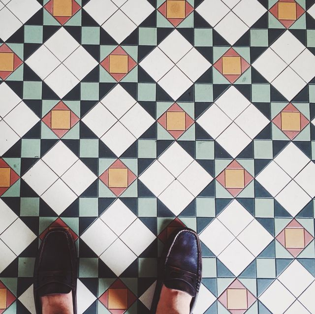 18 Hallway Floor Tiles Ideas On Instagram