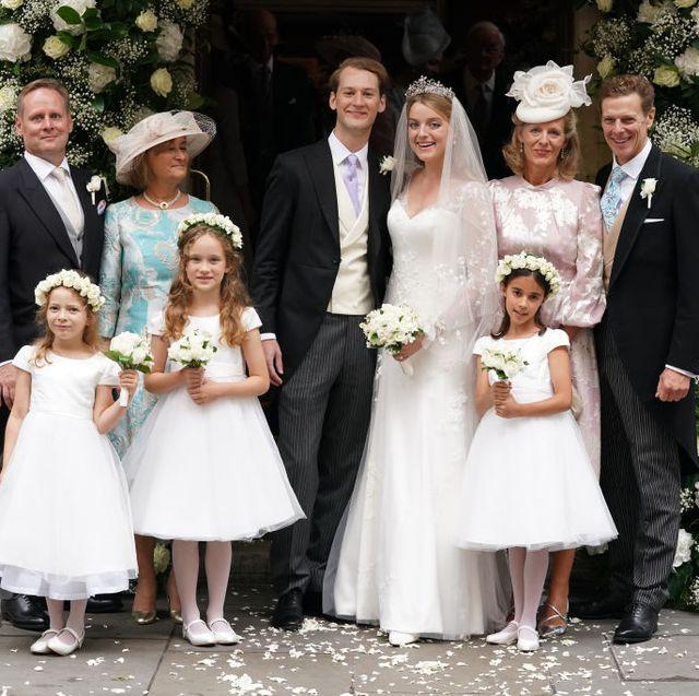 フローラ・オギルヴィ エリザベス女王 コロナ禍 結婚 挙式 ウエディング