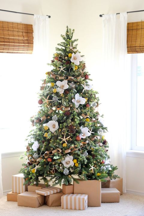 Best Christmas Trees.15 Brilliant Themed Christmas Tree Ideas Elegant Themed