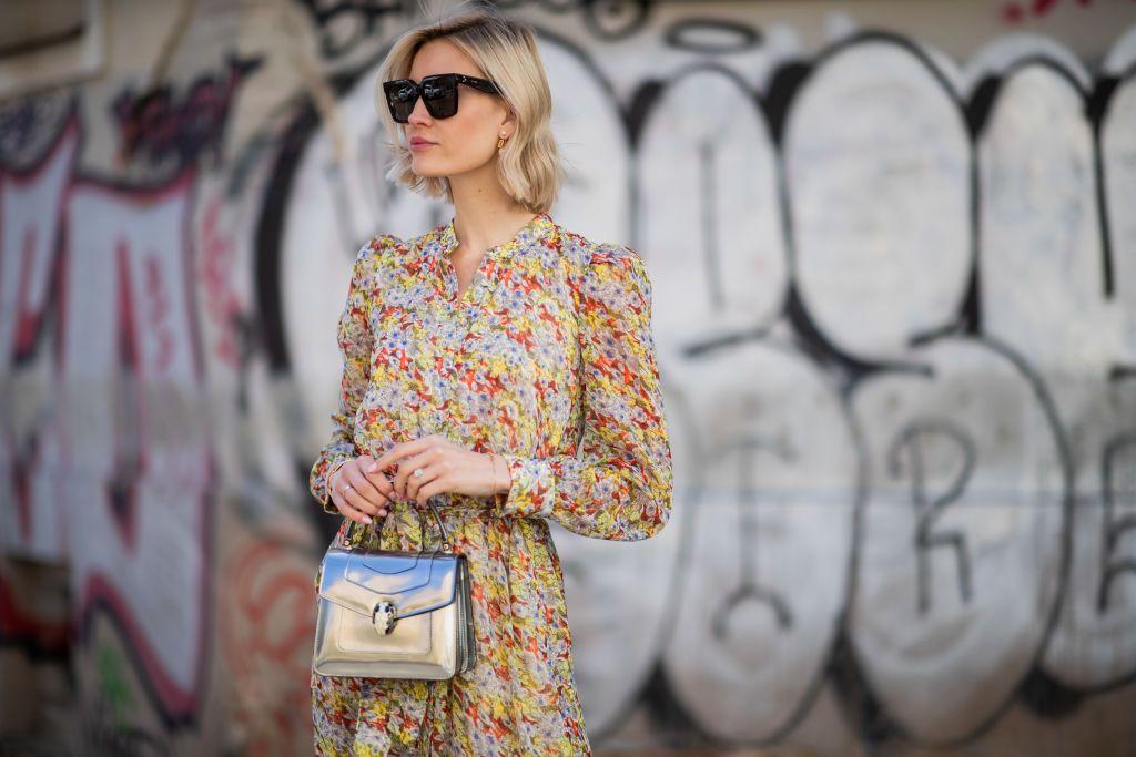 10 floral dresses so pretty you'll blush