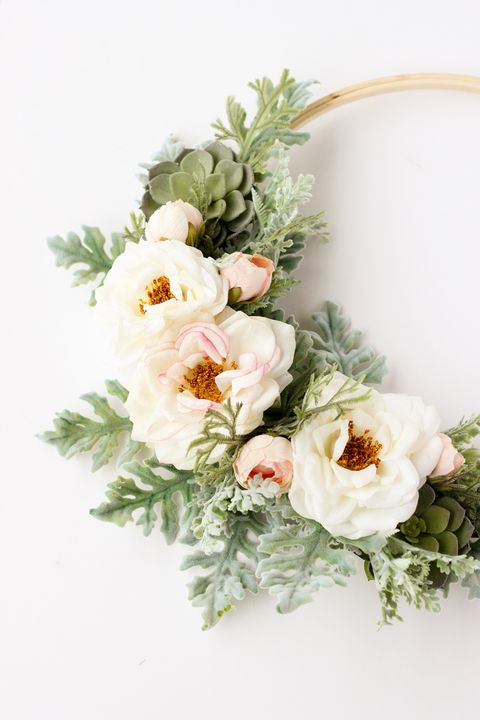 25 Easy Flower Crafts Ideas For Craft Projects With Flowers