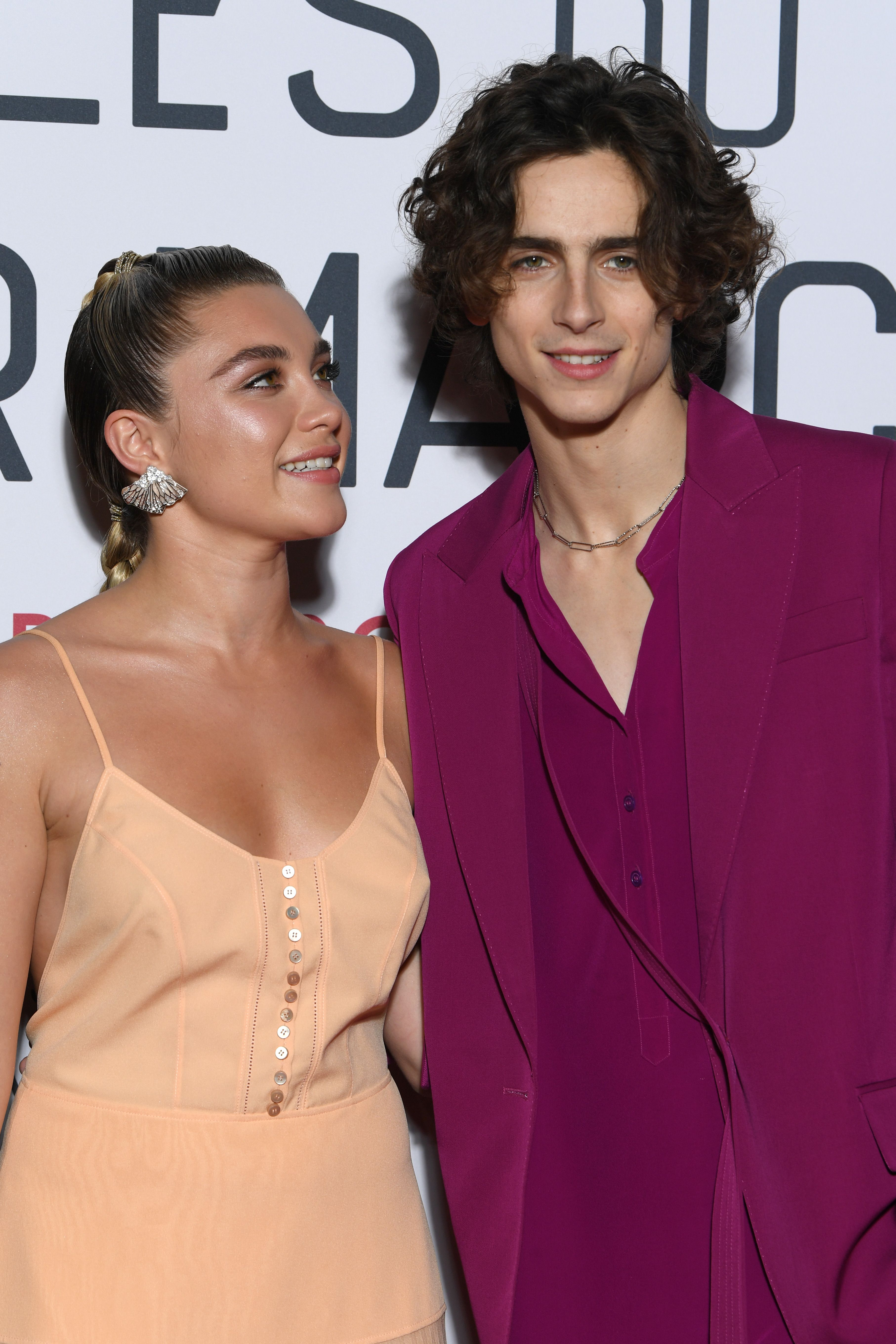Florence Pugh N >> Timothee Chalamet And Florence Pugh On Heartbreak And True Love