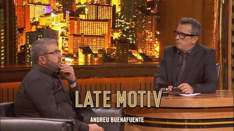 Florentino Fernández presenta 'Late Motiv'