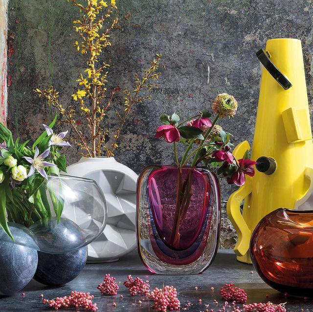 Floreros joya de diseño