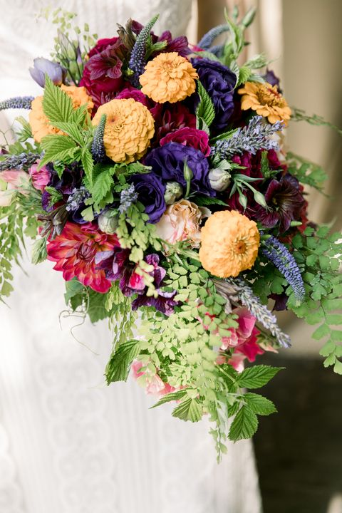 30 Best Fall Wedding Flowers Gorgeous Wedding Bouquet Ideas 2019