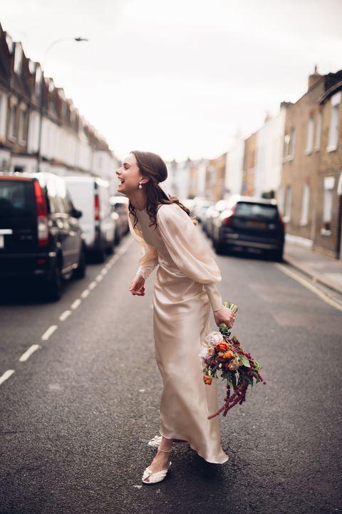 Florrie Thomas wedding
