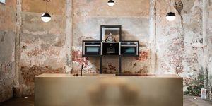 Capilla del siglo XVI convertida en oficina