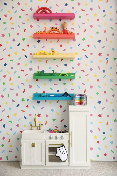 Ayesha Curry S Playroom Designed By Flour Shop S Amirah