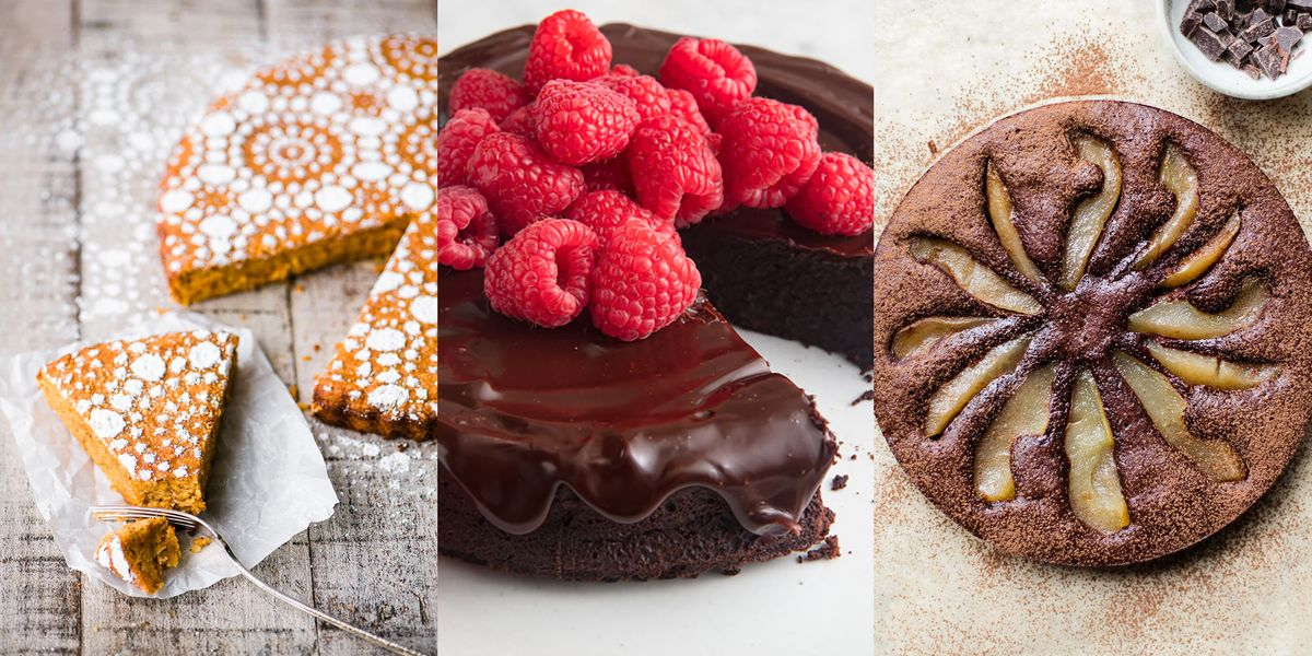These Flourless Cakes Taste Way Better Than You Think, Trust Us