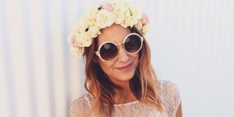 Eyewear, Sunglasses, Hair, Glasses, Hairstyle, Headpiece, Pink, Vision care, Hair accessory, Cool,
