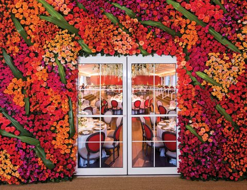flower decoration ideas rafanelli rose wall veranda