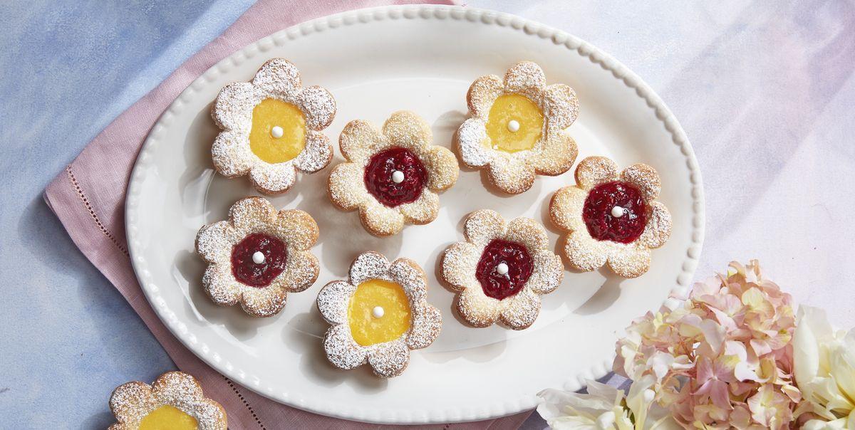 Bake These Flower Fruit Tarts for an Elegant Dessert