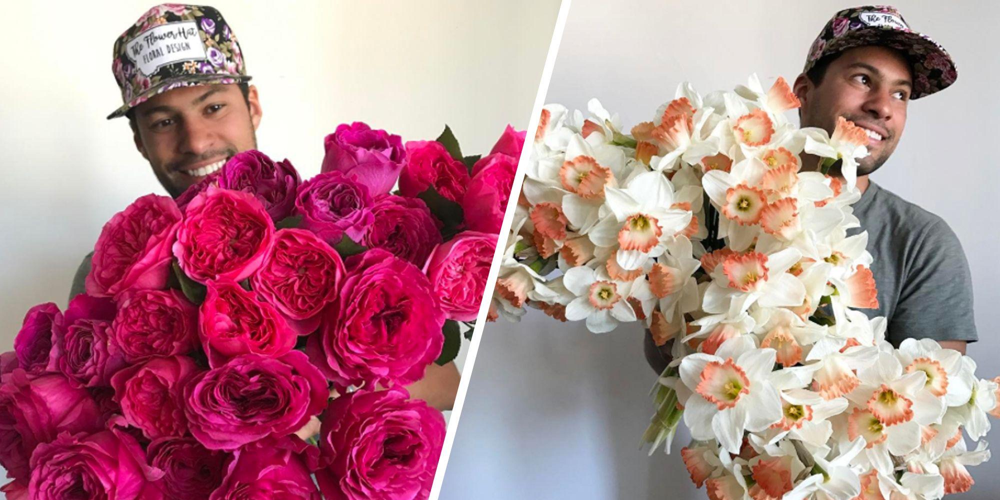 Beautiful flower pictures the flower hat instagram photos izmirmasajfo