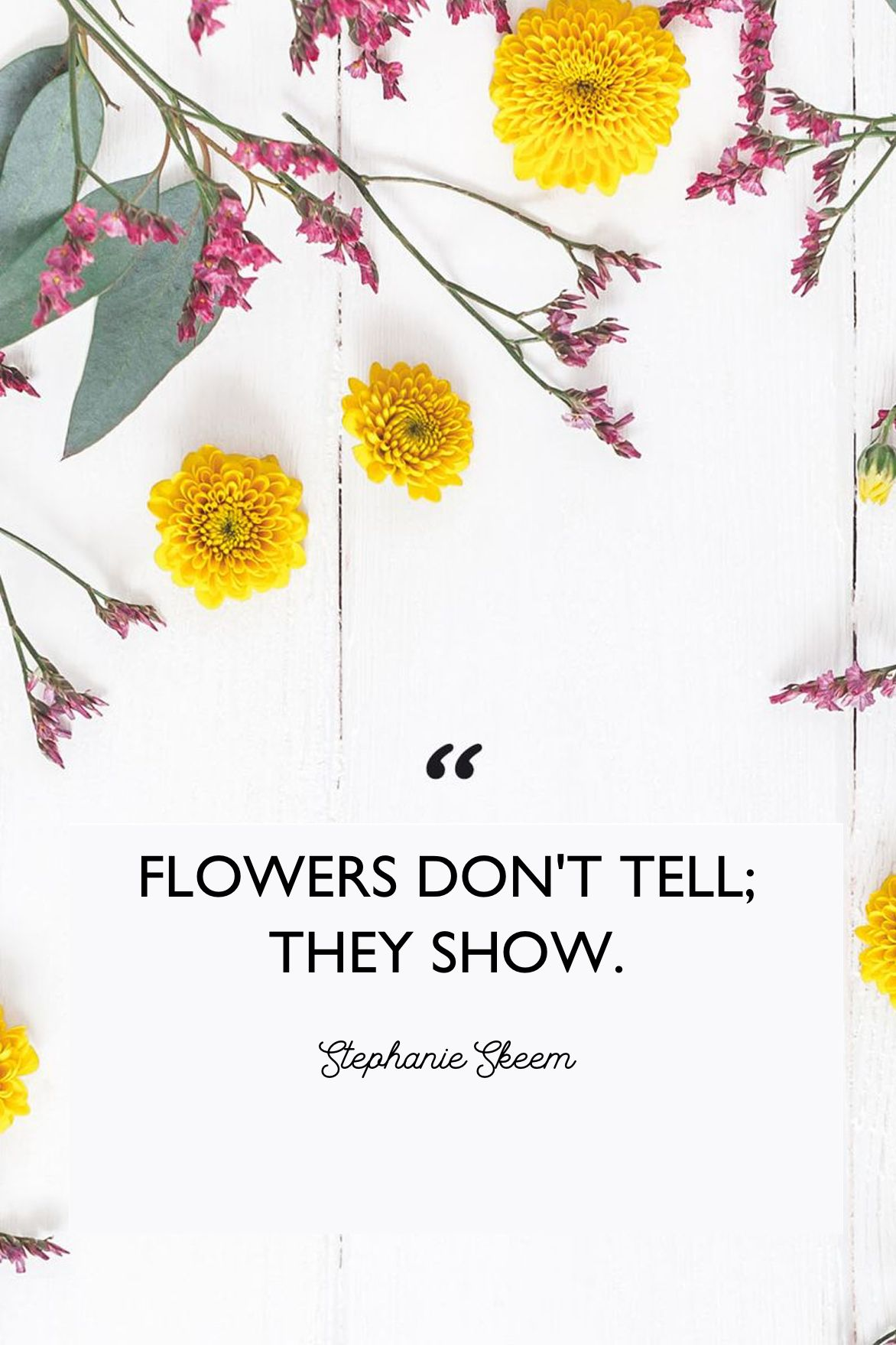 inspirational flower quotes cute flower sayings about life