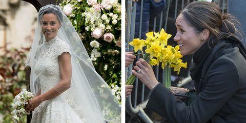 Veil, Wedding dress, Bride, Photograph, Bridal clothing, Headpiece, Bridal veil, Dress, Yellow, Hair accessory,