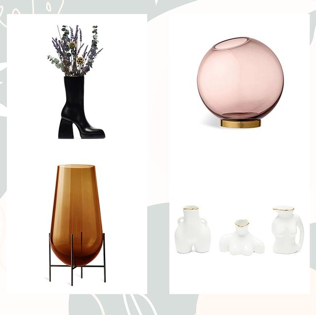 flower vase for home decor