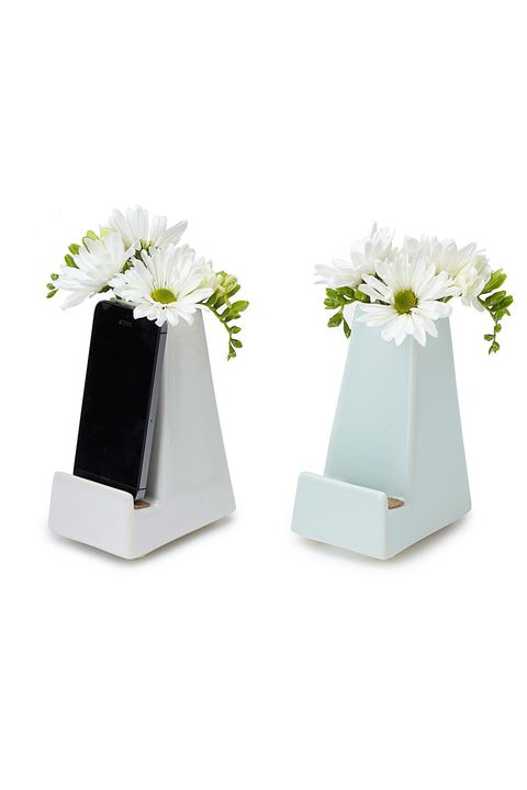 Flower Vase IPhone Stand