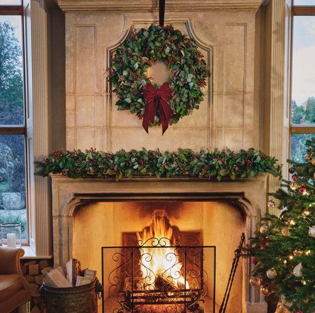 best christmas floral decorations