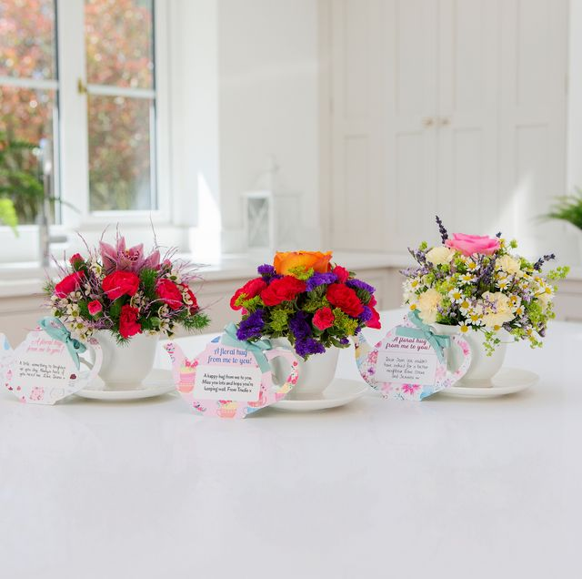 flowercard launches 6 limited edition blooms to raise money for the nhs