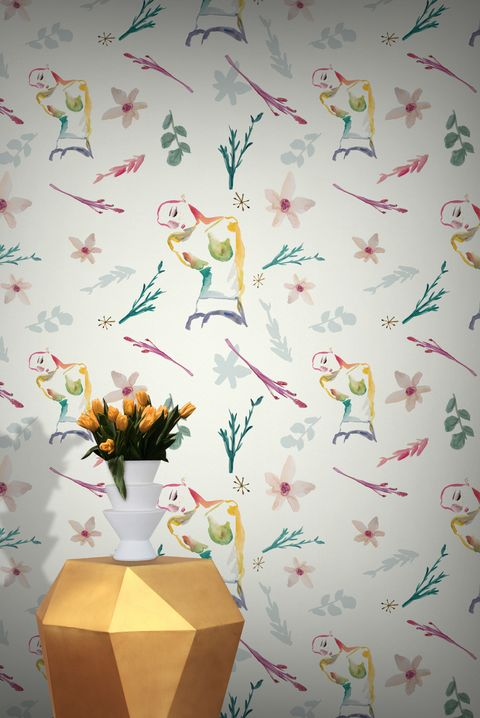 30 Statement Wallpapers Patterned Wallpaper Designs