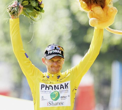 2006 tour de france   stage twenty