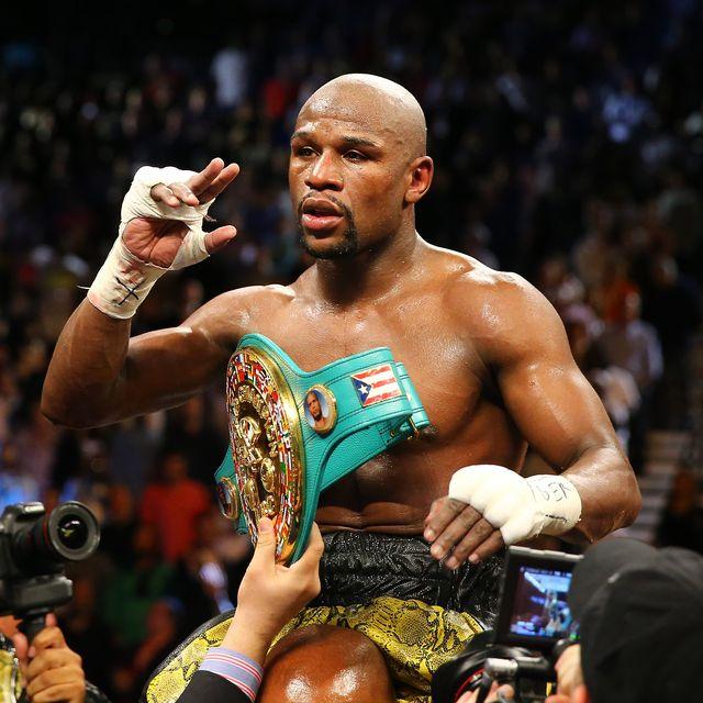 la vuelta de floyd mayweather jr al boxeo contra logan paul