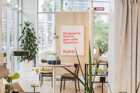 Floyd Announces Shop In Shop Retail Locations At West Elm Stores In