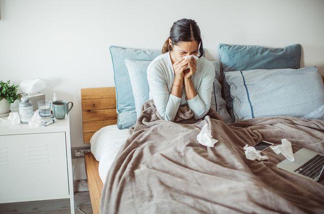 flu attack