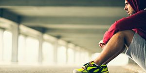 When is it safe to exercise after the flu?