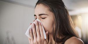 verkouden fasen