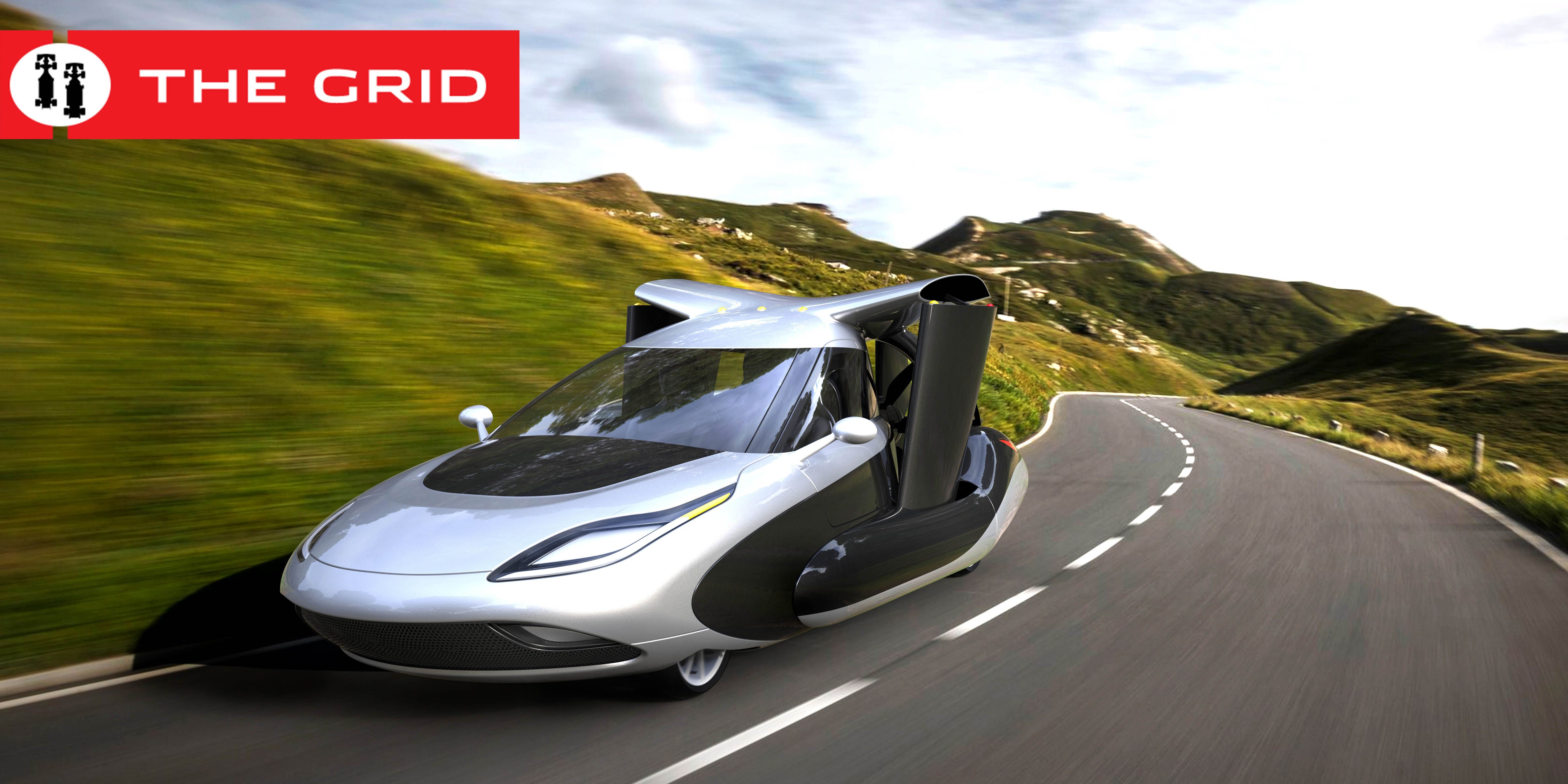 Lexus Flying Car >> Lotus S New Owner Just Bought A Flying Car Company