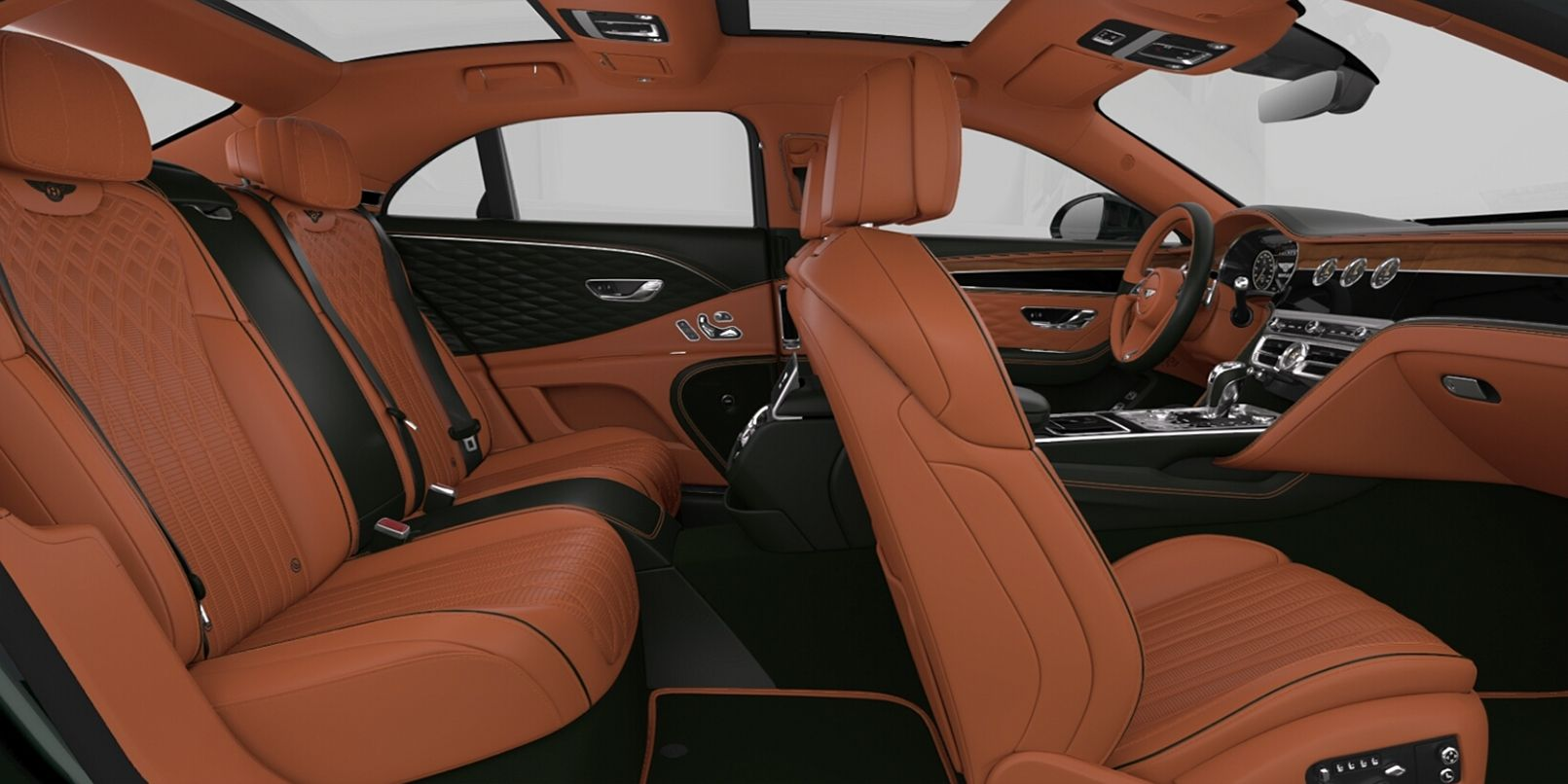 2020 Bentley Flying Spur Configured Four Ways Build Your Own