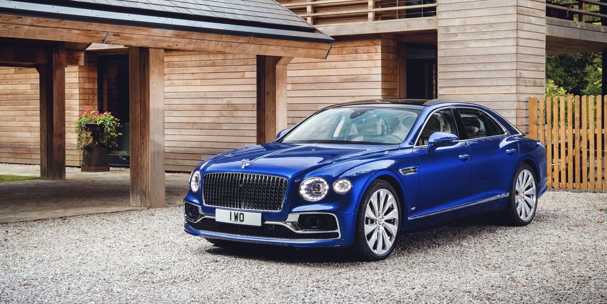 The 2020 Bentley Flying Spur in Pictures