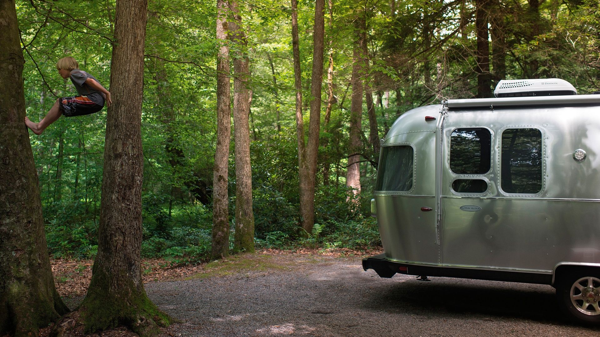 Airstream's New Camping Trailer Has the Perfect Invention for Modern Travel