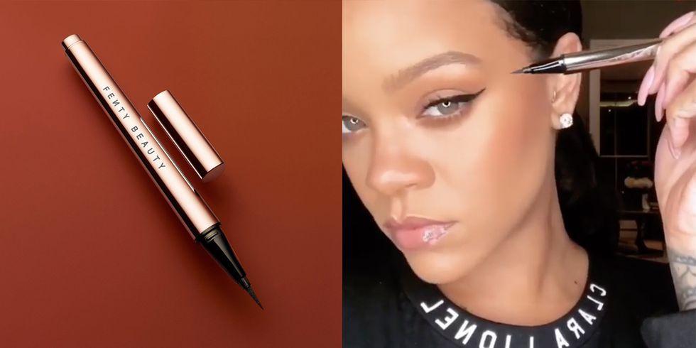 Beauty Rihanna Eyeliner Named Fenty Flyliner Her Black Cuz I'm RAq354jL